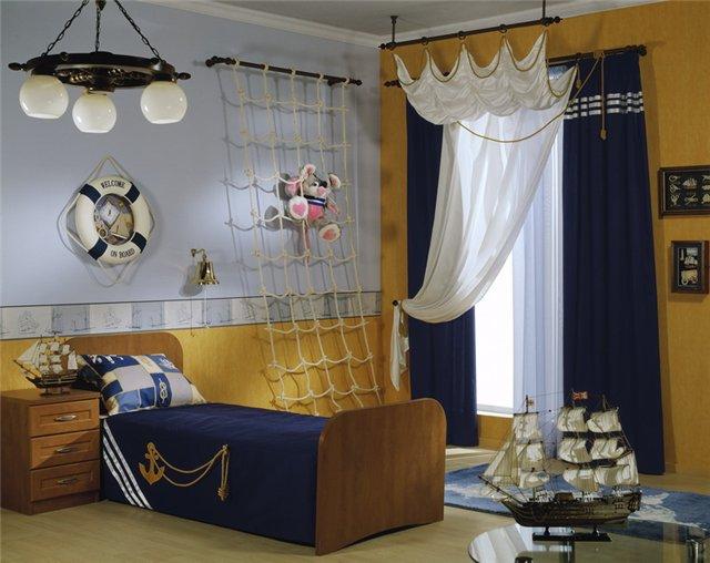 Шторы для маленьких комнат фото